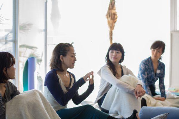 今宿(福岡)開催 第6期 呼吸ヨガ指導者養成講座終了しました