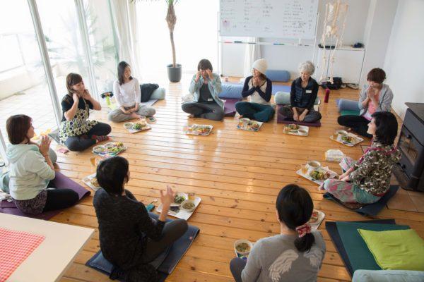 満席御礼「合宿型 Yoga as Life Style 指導者養成コース」