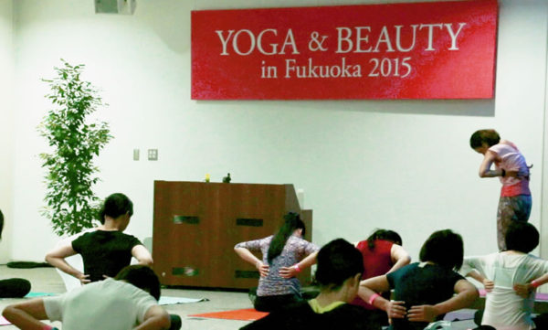 Yoga Beauty in福岡 出演のお知らせ