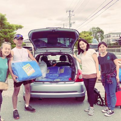 台風15号による被災地支援活動報告